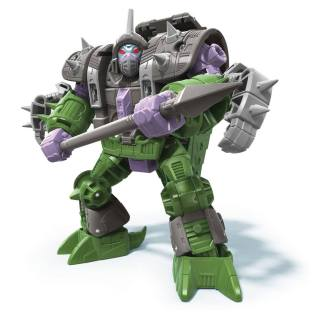 Transformers War For Cybertron Earthrise Quintesson Alicon Deluxe Action Figure Image