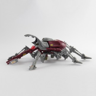 Zoids preowned Scarab vintage figure image