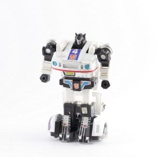 Transformers Jazz junker for parts image