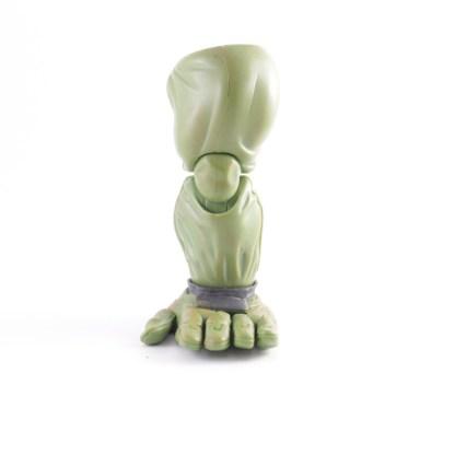 Marvel Legends Build a Figure BAF Part Monkey Man Left Leg