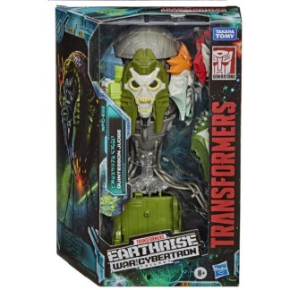 Transformers War for Cybertron: Earthrise Quintesson Judge Voyager Class Action Figure