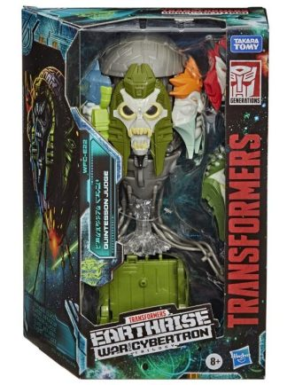 Transformers War For Cybertron Earthrise Quintesson Judge