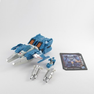 Transformers Titans Return Topspin Complete PREOWNED