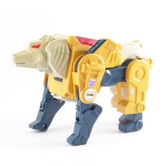 Transformers Vintage G1 Weirdwolf PREOWNED