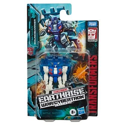 Transformers War For Cybertron Earthrise Battle Master Soundbarrier
