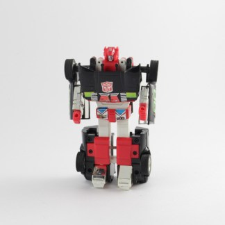 Transformers G2 Vintage Sideswipe Incomplete PREOWNED