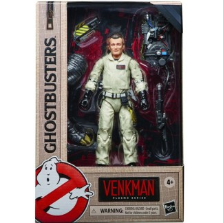 Ghostbusters Plasma Series Peter Venkman Action Figure with Terror Dog BAF part