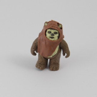 Star Wars Vintage Wicket the Ewok with Hood PREOWNED