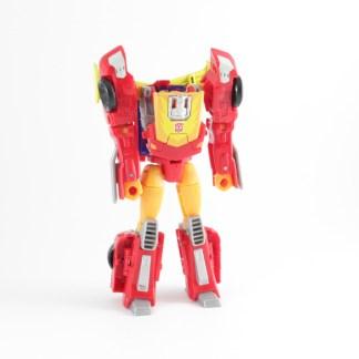 Transformers Titans Return Hot Rodimus No Accessories PREOWNED