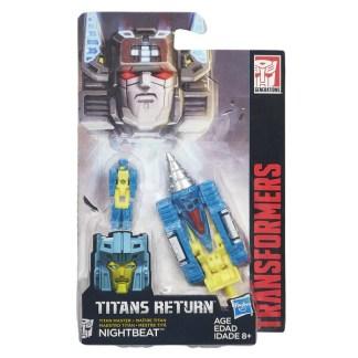 Transformers Titans Return Titan Master Nightbeat