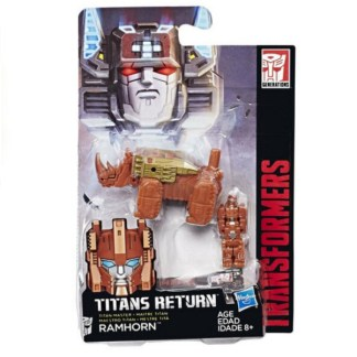 Transformers Titans Return Titan Master Ramhorn