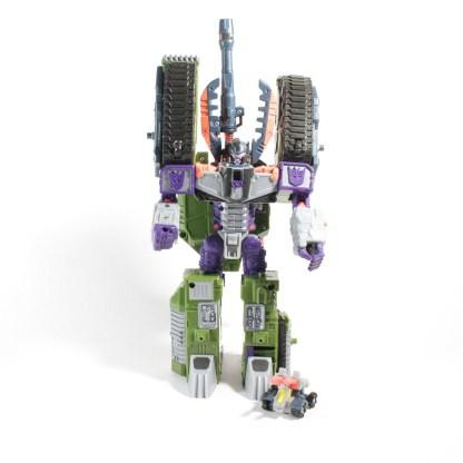 Transformers Armada Megatron Near Complete PREOWNED