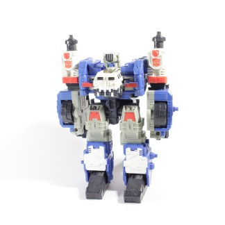 Transformers Energon Ultra Magnus Incomplete PREOWNED
