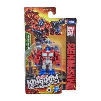 Transformers War For Cybertron Kingdom Core Optimus Prime Action Figure
