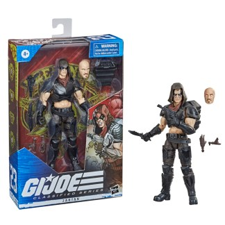 G.I. Joe Classified Series 6-Inch Zartan Action Figure Toy