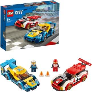 LEGO 60256 City Nitro Wheels Racing Cars