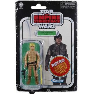 Star Wars Retro Collection Luke Skywalker Bespin Toy 3.75-inch Empire Strikes Back Figure