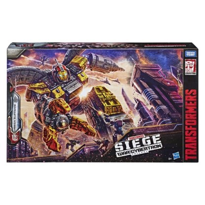 Transformers War for Cybertron Siege Omega Supreme Titan Class Action Figure Toy