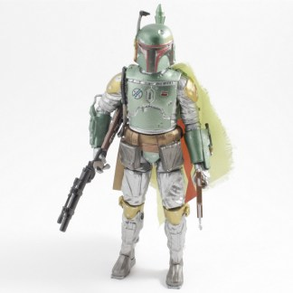 Star Wars Black Series Carbonized Boba Fett Complete PREOWNED