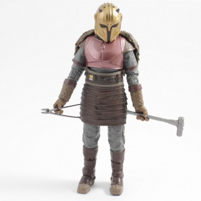 Star Wars Black Series The Mandalorian Armourer Complete PREOWNED