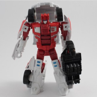 Transformers Combiner Wars First Aid Incomplete Action Figure Toy PREOWNED