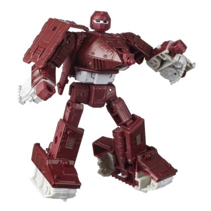 Transformers War For Cybertron Kingdom Warpath Deluxe Action Figure Toy