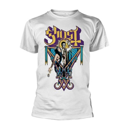 Ghost T-Shirt Blessed