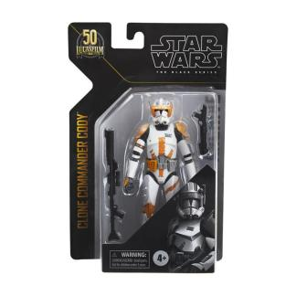 Star Wars The Black Series Archive Collection Clone Commander Cody Action Figure Toy