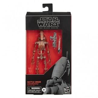 "Star Wars Black Series Battle Droid Geonosis 6"" Action Figure Toy"