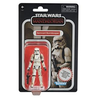 Star Wars Vintage Collection The Mandalorian Carbonized Remnant Stormtrooper Action Figure Toy