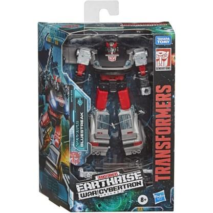 Transformers War For Cybertron Earthrise Bluestreak Action Figure Toy