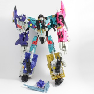 Transformers Combiner Wars Liokaiser Complete PREOWNED