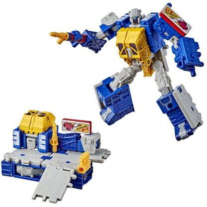 Transformers Generations Selects Greasepit Action Figure Toy