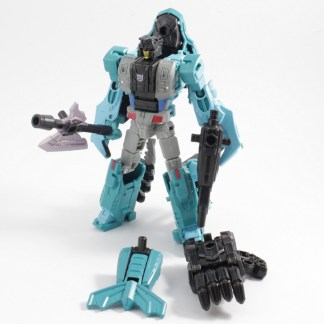 Transformers Generations Selects Lobclaw Nautilator Complete PREOWNED