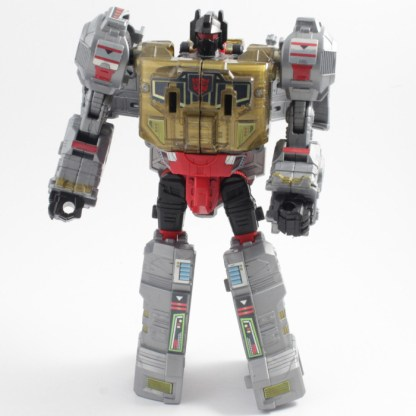 Transformers Power of the Primes Grimlock Incomplete Preowned