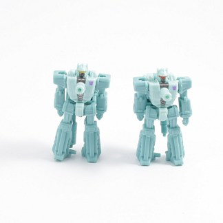 Transformers War For Cybertron Siege Battle Masters Heatstroke and Heartburn PREOWNED