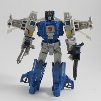Transformers Titans Return Highbrow Complete PREOWNED Action Figure