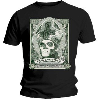 Ghost Papa Dollar T-Shirt