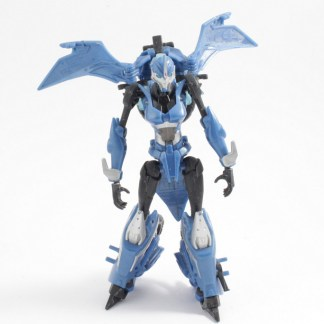 Transformers Prime Arcee Action Figure Incomplete PREOWNED