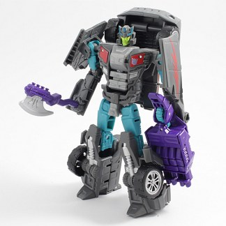 Transformers Combiner Wars Offroad Complete Action Figure Toy PREOWNED