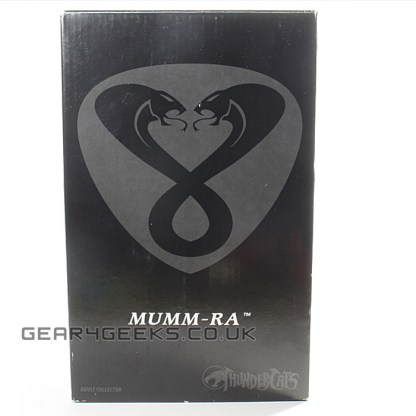 Thundercats Classics Mumm-Ra Action Figure Boxed Complete PREOWNED