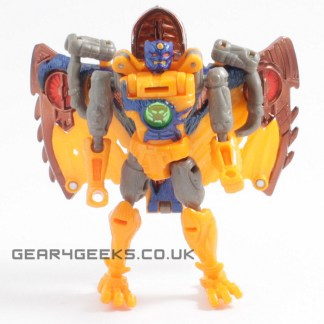 Transformers Beast Wars Transmetals 2 Nightglider Incomplete PREOWNED