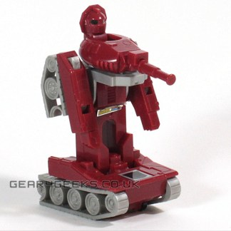 Transformers Generation 1 Vintage Warpath Minibot Action Figure PREOWNED