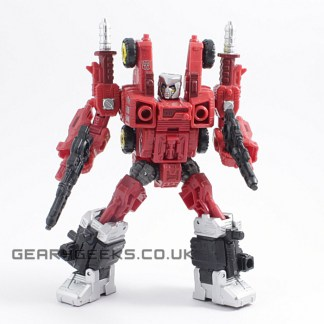 Transformers War For Cybertron Siege Aragon Complete PREOWNED