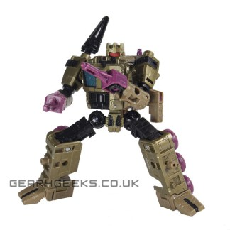 Transformers Generations Select Black Roitchi Complete Action Figure PREOWNED