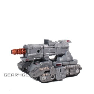 Transformers Generations Selects Centurion Drone Incomplete Action Figure PREOWNED