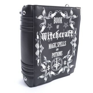 Poizen Industries Witchcraft Magic Spells and Potions Book Bag