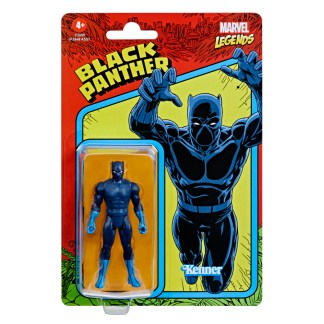 Marvel Legends Recollect Wave 2 Black Panther Action Figure Toy