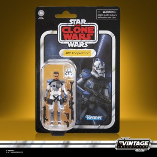 Star Wars The Vintage Collection Arc Trooper Echo Action Figure Toy