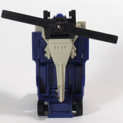 Transformers Generation 1 Vintage Battletrap Action Figure Incomplete PREOWNED